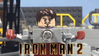Iron Man 2 in LEGO (MKV Suit Up)