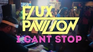 Flux Pavilion - I Cant Stop (Shake Beats Live Remix) - Live Performance
