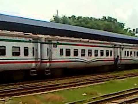 Bangladesh Railway Subarno Intercity.MP4