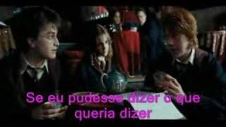 Things I'll never say - Avril [Rony&Hermione]