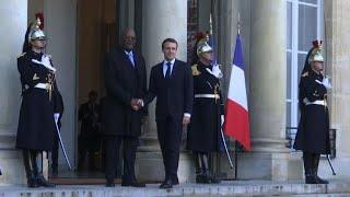 La rencontre Macron-Kaboré dominée par l'insécurité au Sahel