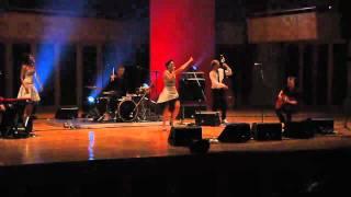 Nouvelle Vague - Putain Putain (live) - Festa Marie Claire 20 anos - Sala São Paulo - 04/04/2011
