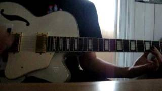 Empty With You- The Used guitar cover