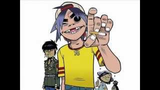 Gorillaz - Feel Good Inc. With Lyrics