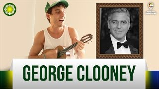 George Clooney (Samba com Rap) - Fabio Brazza