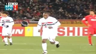 SÃO PAULO 1 x 0 LIVERPOOL [Gol do Mineiro - MUNDIAL 2005] [1080p]