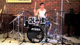O.G. Loko - Of Mice & Men - Drum Cover [Studio Quality - Full HD] - Jason Rinaldi