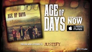 Age of Days - Justify [New Music] [Official Song Video]