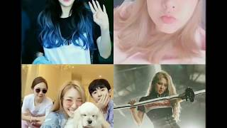 SNSD/Girls Generation Comeback 2017! Hair Color