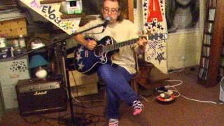 Sigue Sigue Sputnik - Love Missile F1/11 - Acoustic Cover - Danny McEvoy