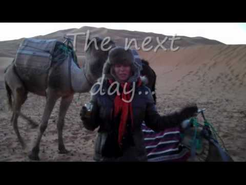 GoErinGo: On Camel Safari in the Sahara Desert