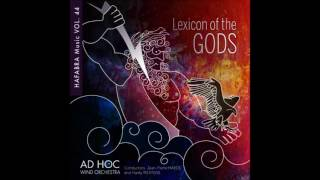 "Lexicon of the Gods 1ª Parte ""Perseus"" de Rossano Galante"