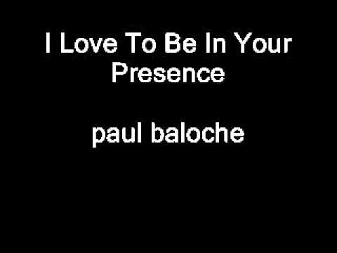 paul-baloche-i-love-to-be-in-your-presence-ichtus-naig