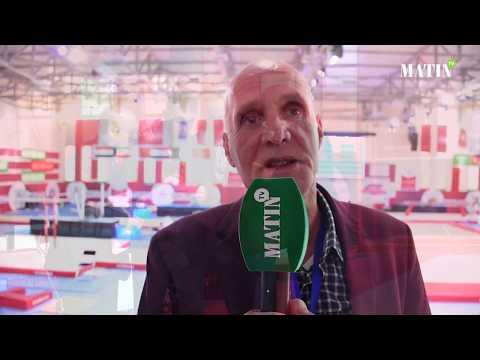 Video : Abdessadek Bitari : «La grande nouveauté sera l'organisation d'un Open du Maroc de Gymnastique rythmique»
