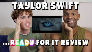 Taylor Swift - ...Ready For It (Review/Reaction)