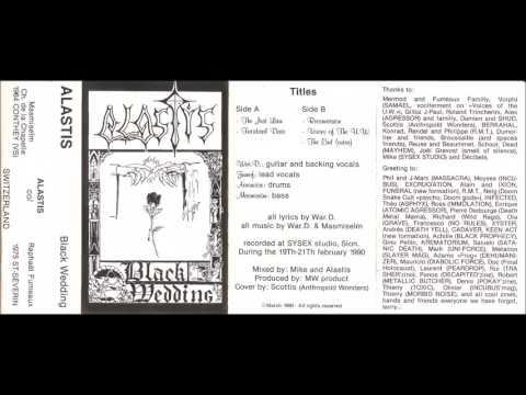 Black Wedding de Alastis Letra y Video