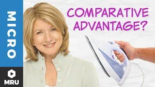 Comparative Advantage 2/3