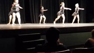 2015 HBS Fall Show Expressions Jazz - Bullet Train