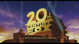 20th Century Fox logo with 16 bit music