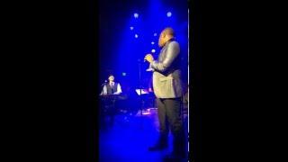 LaVance Colley sings Halo live with Postmodern Jukebox in Las Vegas on January 1, 2016