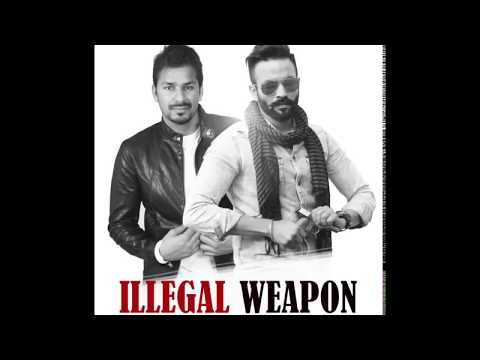 ILLEGAL WEAPON LYRICS - Dilpreet Dhillon