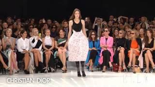 Desfile Christian Dior París Primavera Verano 2015