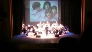 IP Orchestra — Another Brick In The Wall (Pink Floyd) @ Зимний театр 10.12.2015