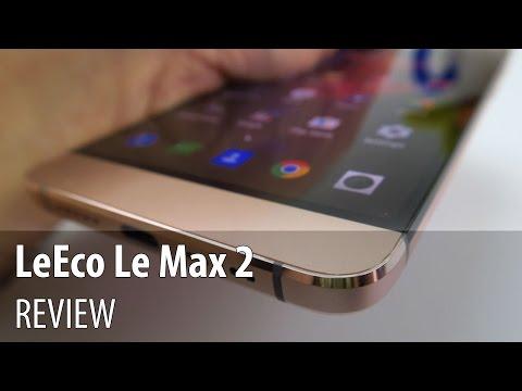 LeEco Le Max 2 Review în Limba Română (Telefon cu 6 GB RAM, scanner de amprente ultrasonic)