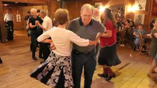 Cajun Jig to Donny Broussard and Louisiana Stars at Vermilionville on 09/09/18