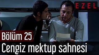 Ezel 25.Bölüm Cengiz Mektup Sahnesi