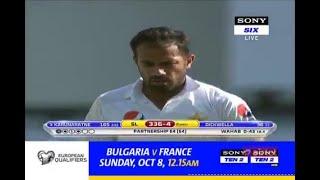 Ball of 2014 Wahab Riaz great dilevery against SL 2nd Test Pakistan Vs Sri Lanka.mp4 width=