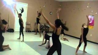 "Eagles Landing Dance Center ""Tired"" by Kelly Price"