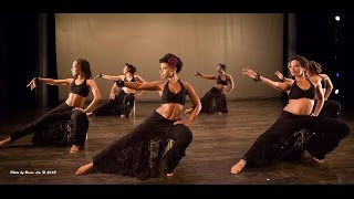 Urban Fusion Belly Dance - Ebony and Raqs Caravan Urban - New York Theatrical
