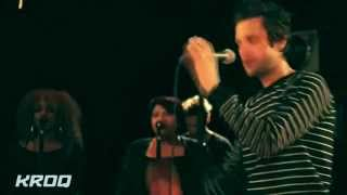 BRANDON FLOWERS - LONELY TOWN (ACOUSTIC KROQ)