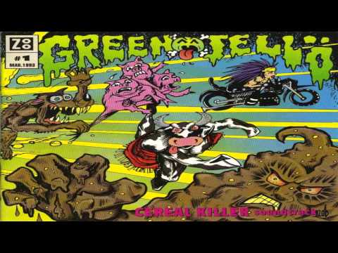 House Me Teenage Rave de Green Jelly Letra y Video