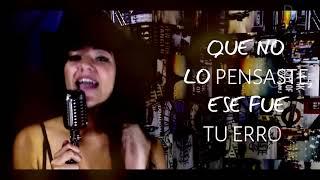 Vete Pronto-Dany Arias (Video lyric)
