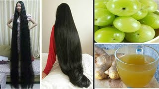 Apply it 1 Night and Your Hair Will NEVER Stop Growing / Super Fast HAIR GROWTH Formula