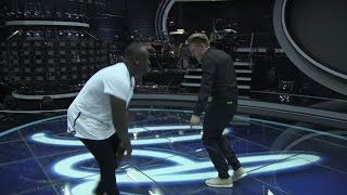 Här jammar Bori Shoyebo och Danny Saucedo Dör för dig - Idol Sverige (TV4)