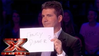 The lady who is allergic to Simon Cowell | The Xtra Factor UK 2014