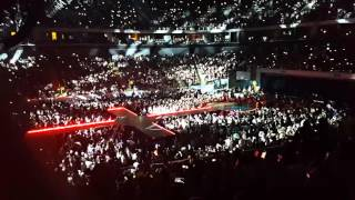 Crazy for You LIVE after 30 years. Madonna Rebel Heart Concert in Manila