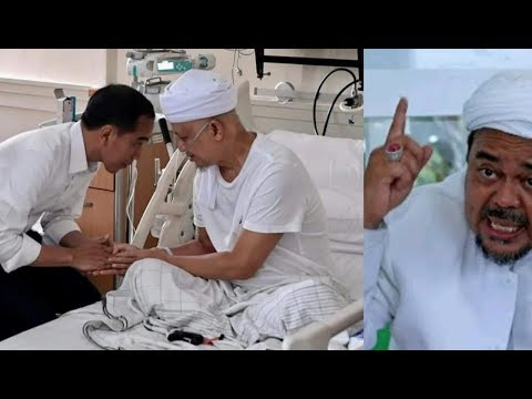 Download Video Kisah Arifin Ilham : Dari Ahok, Petugas Partai, Rizieq, Sampai Dibesuk Jokowi Ketika Sakit Parah