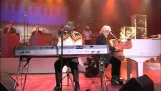 Michael McDonald and Billy Preston - I Was Made to Love Her (Live)