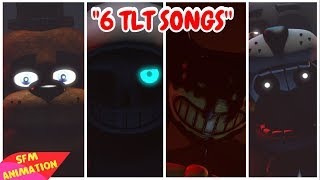 "(SFM)""6 Tombstone Mashup Songs"" Song Created By:TLT"