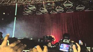 Abertura Show Luan Santana Acústico em Brusque 24/04/2015