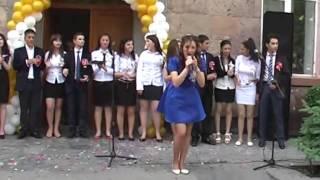 Sanna Nielsen - Undo(cover Tereza Tsatryan)