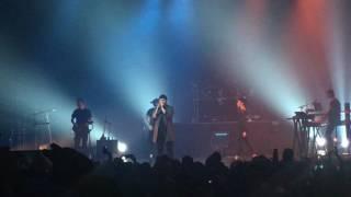 """Slimane - """"Adieu"""" - Lyon le 25/01/16"""