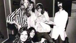 Alice Cooper sign with Frank Zappa excerpt from BBC Laurel Canyon documentary