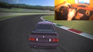 E(pic)30 Drifting with Logitech G27 | Assetto Corsa