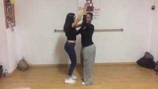 Clase de Merengue Escuela de Baile Paso a Paso Santiago de Compostela
