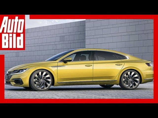 VW Arteon (2017) Details/Erklärung